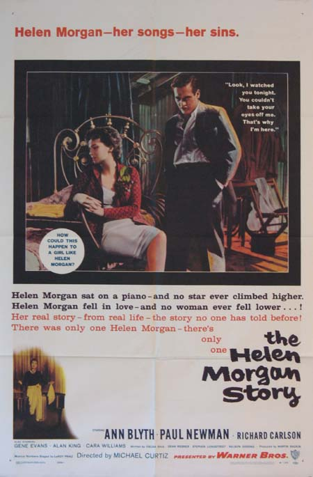 HELEN MORGAN STORY @ FilmPosters.com
