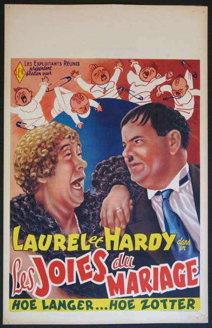 TWICE TWO (Les Joies du Mariage) @ FilmPosters.com