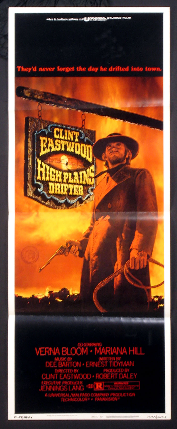 HIGH PLAINS DRIFTER @ FilmPosters.com