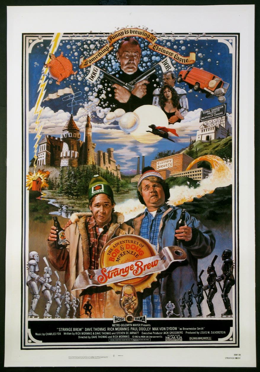 STRANGE BREW (Adventures of Bob and Doug McKenzie) @ FilmPosters.com