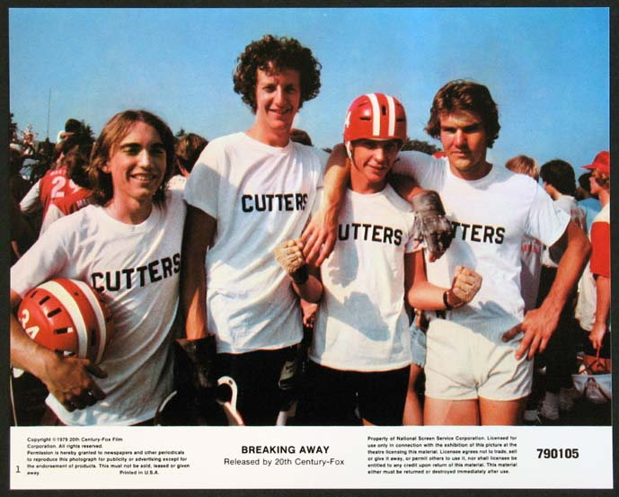 BREAKING AWAY @ FilmPosters.com