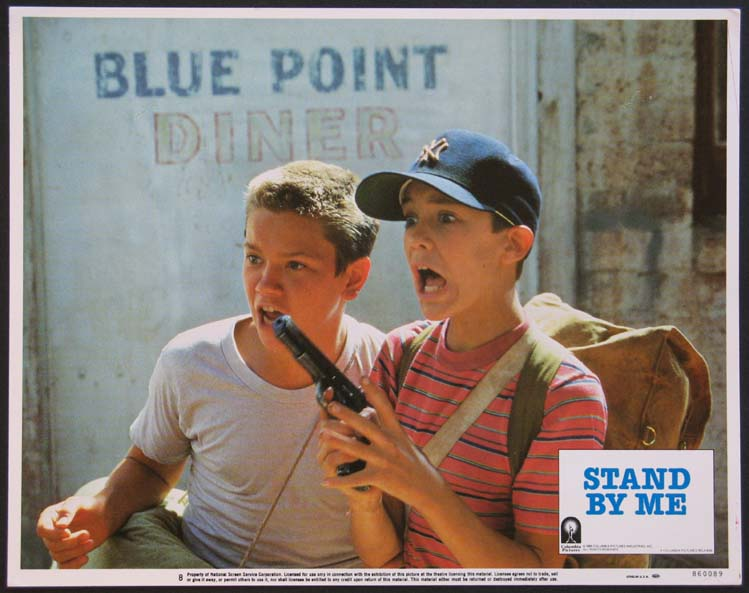 STAND BY ME @ FilmPosters.com