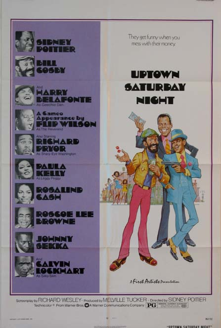 UPTOWN SATURDAY NIGHT @ FilmPosters.com