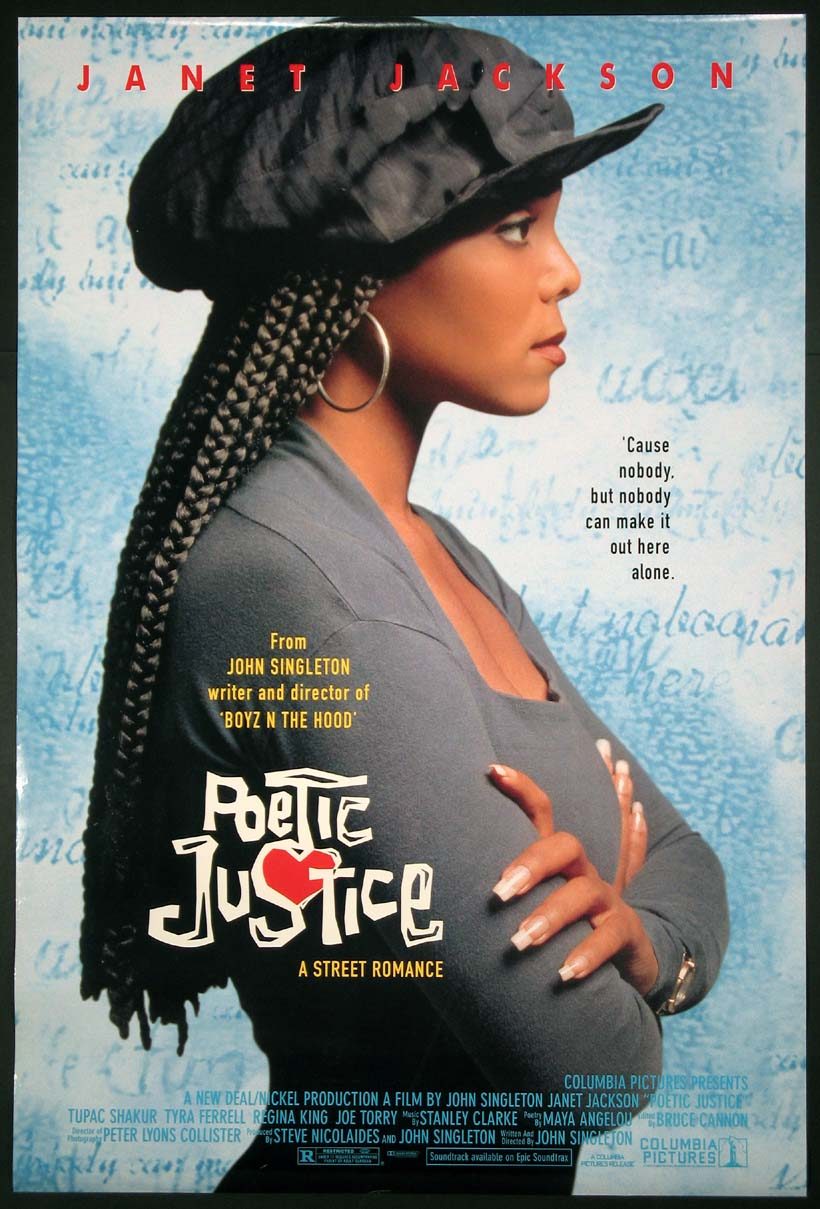 POETIC JUSTICE @ FilmPosters.com