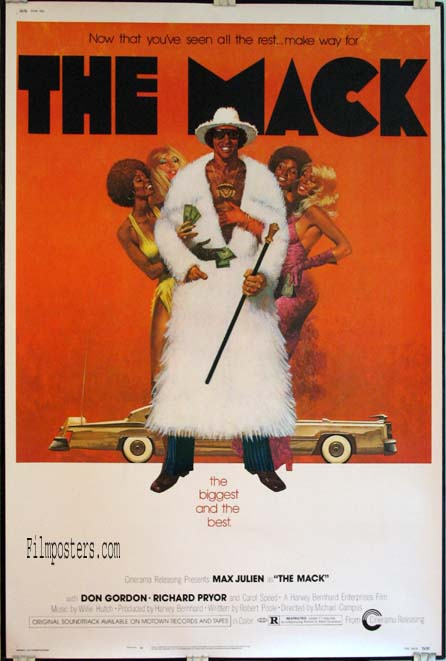MACK, THE (The Mack) @ FilmPosters.com