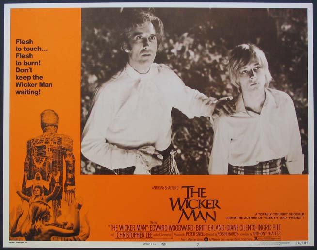 WICKER MAN, THE (The Wicker Man) @ FilmPosters.com