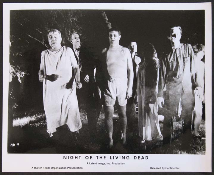 NIGHT OF THE LIVING DEAD @ FilmPosters.com