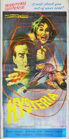HYSTERIA @ FilmPosters.com