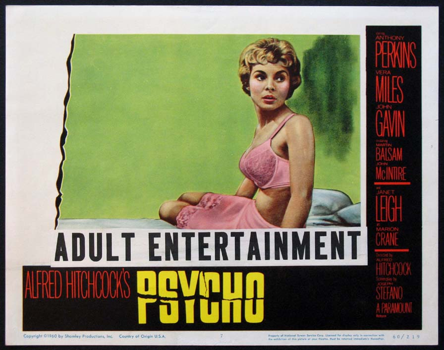 PSYCHO @ FilmPosters.com