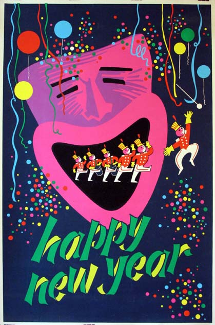HAPPY NEW YEAR @ FilmPosters.com