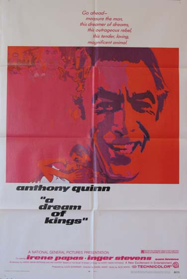 DREAM OF KINGS, A @ FilmPosters.com