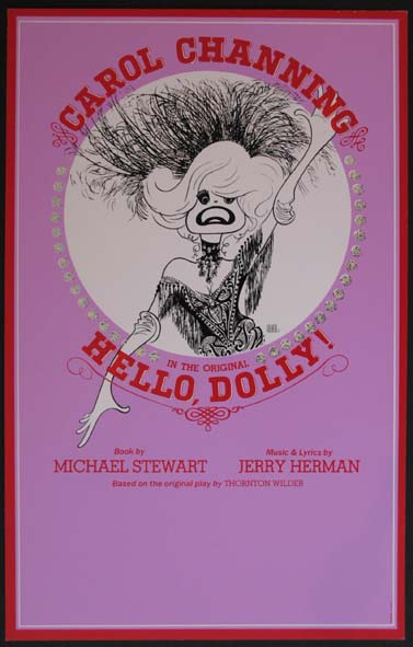HELLO, DOLLY! (Hello Dolly) @ FilmPosters.com