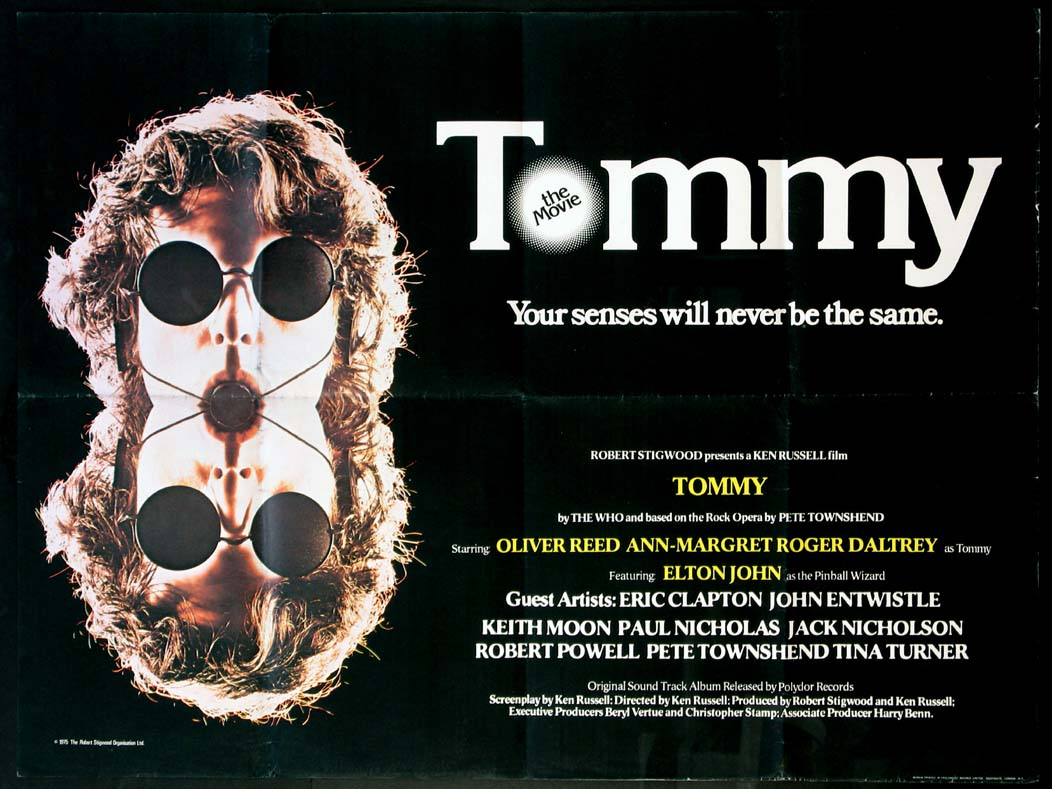 TOMMY @ FilmPosters.com