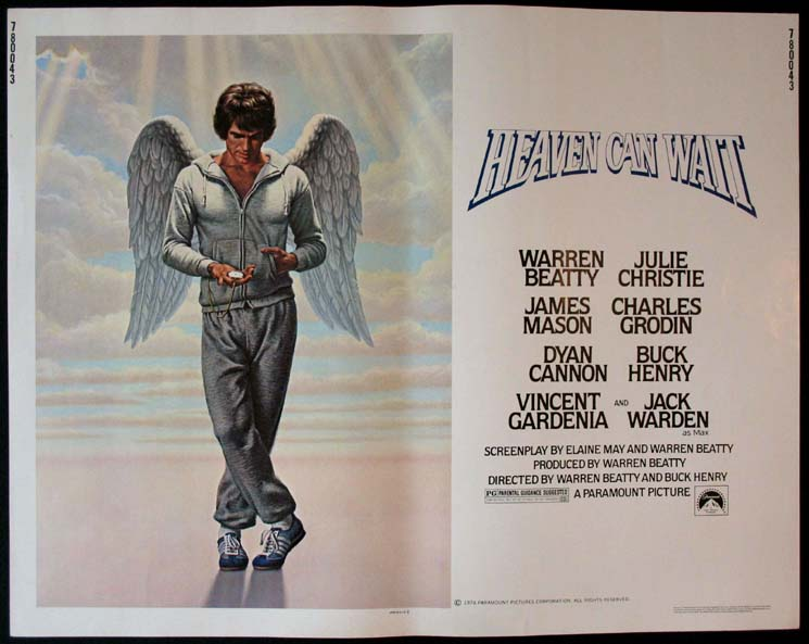 HEAVEN CAN WAIT @ FilmPosters.com