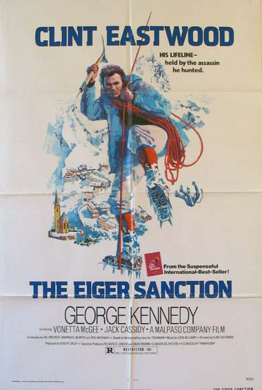 EIGER SANCTION, THE @ FilmPosters.com