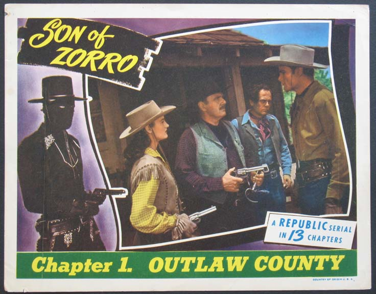 SON OF ZORRO @ FilmPosters.com