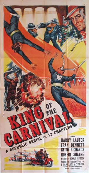 KING OF THE CARNIVAL @ FilmPosters.com
