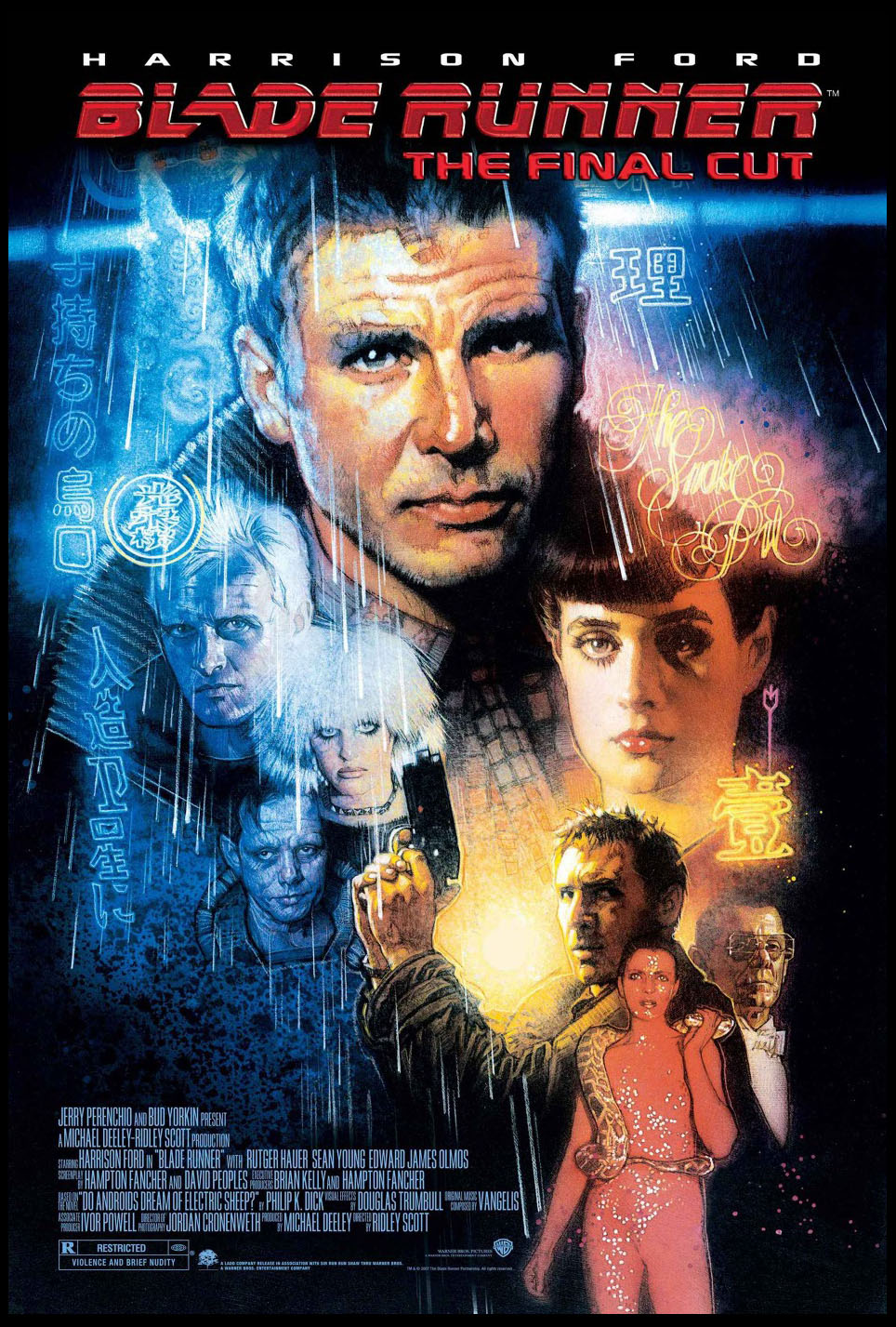 BLADE RUNNER: THE FINAL CUT (Bladerunner) @ FilmPosters.com