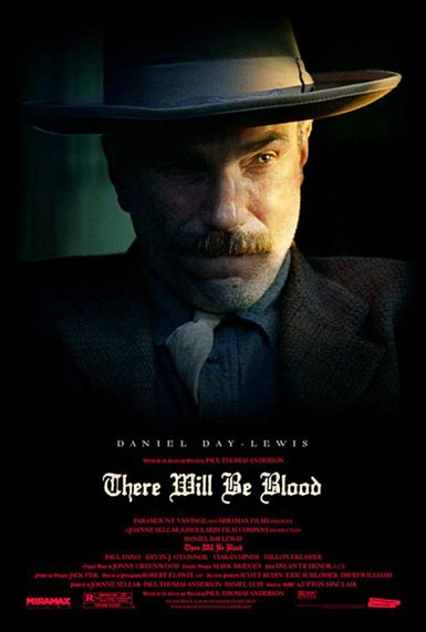 THERE WILL BE BLOOD @ FilmPosters.com