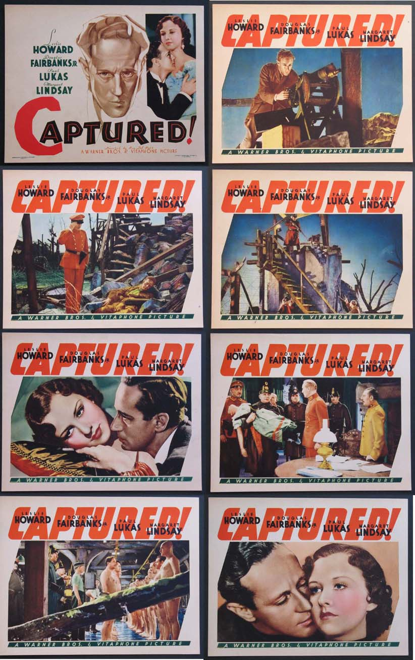 CAPTURED @ FilmPosters.com
