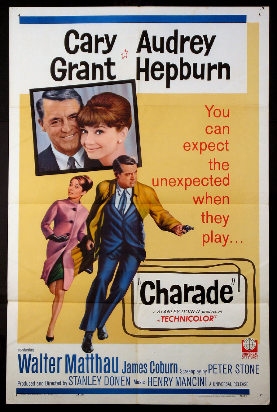 CHARADE @ FilmPosters.com