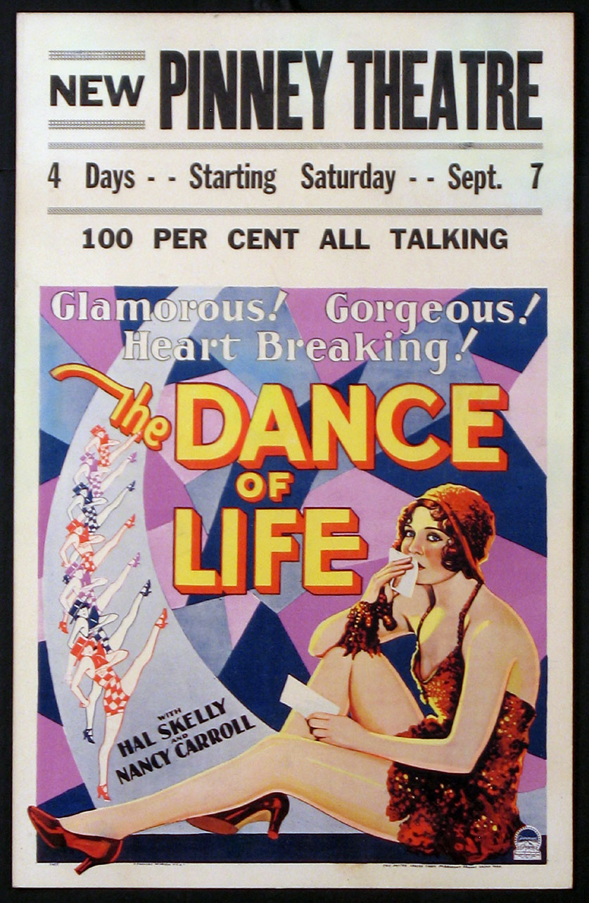 DANCE OF LIFE @ FilmPosters.com