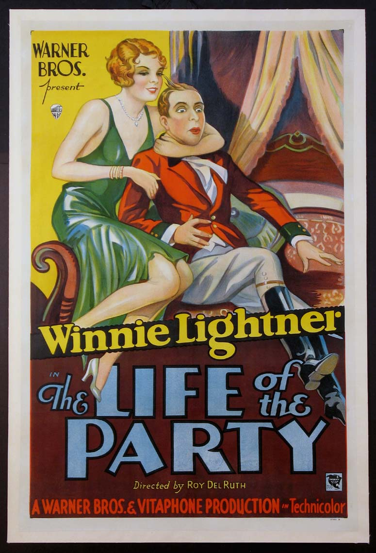 LIFE OF THE PARTY @ FilmPosters.com