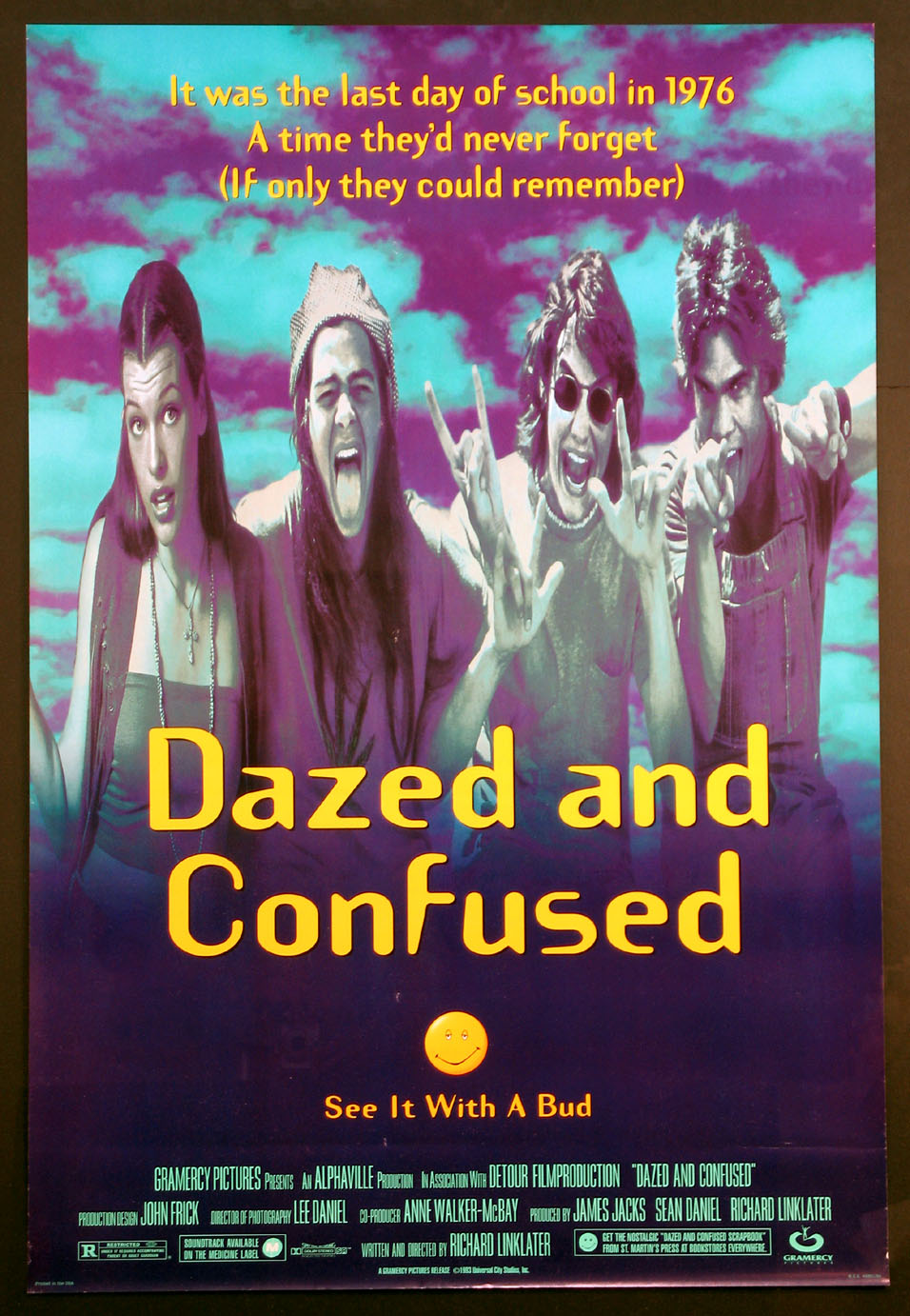 DAZED AND CONFUSED @ FilmPosters.com