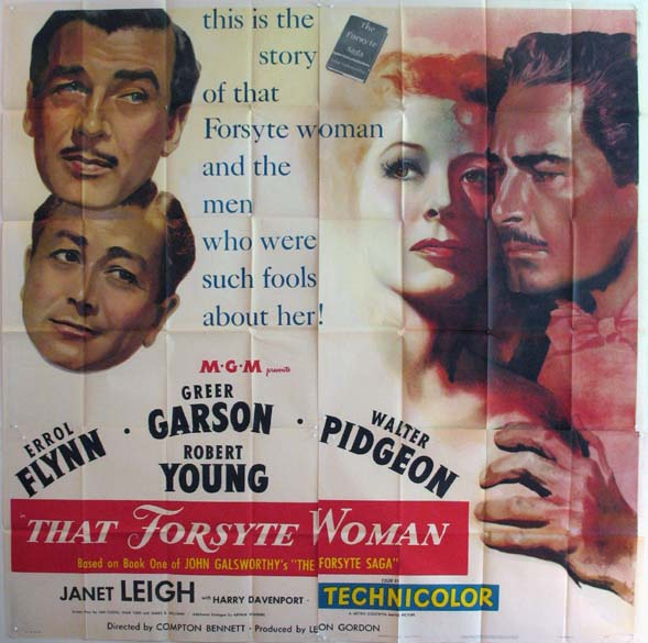 THAT FORSYTE WOMAN @ FilmPosters.com