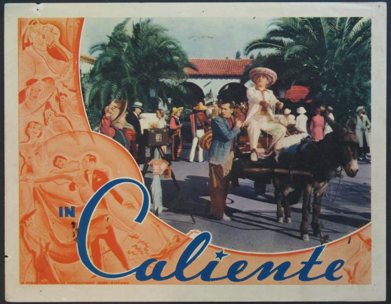 IN CALIENTE @ FilmPosters.com