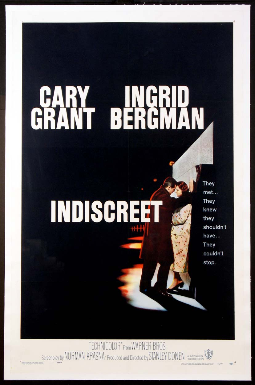 INDISCREET @ FilmPosters.com
