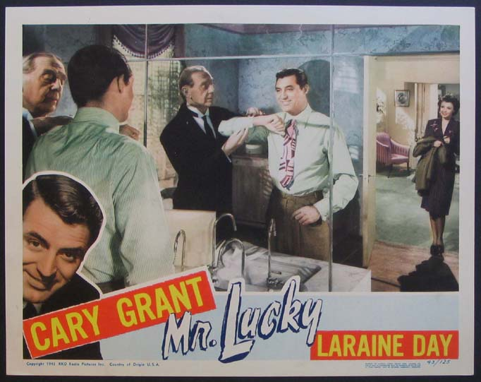 MR. LUCKY (Mister Lucky) @ FilmPosters.com