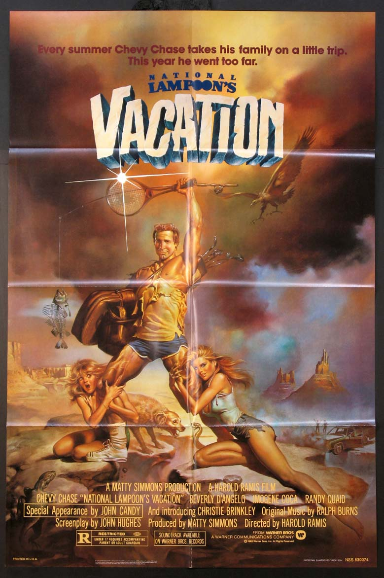 VACATION, National Lampoon's Vacation @ FilmPosters.com