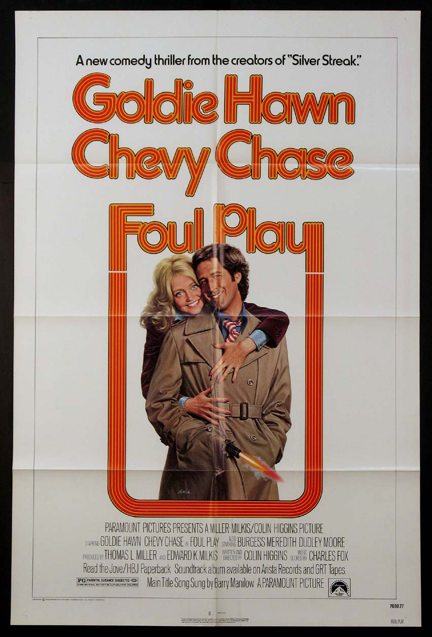FOUL PLAY @ FilmPosters.com