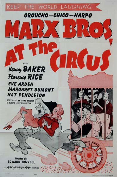 AT THE CIRCUS @ FilmPosters.com
