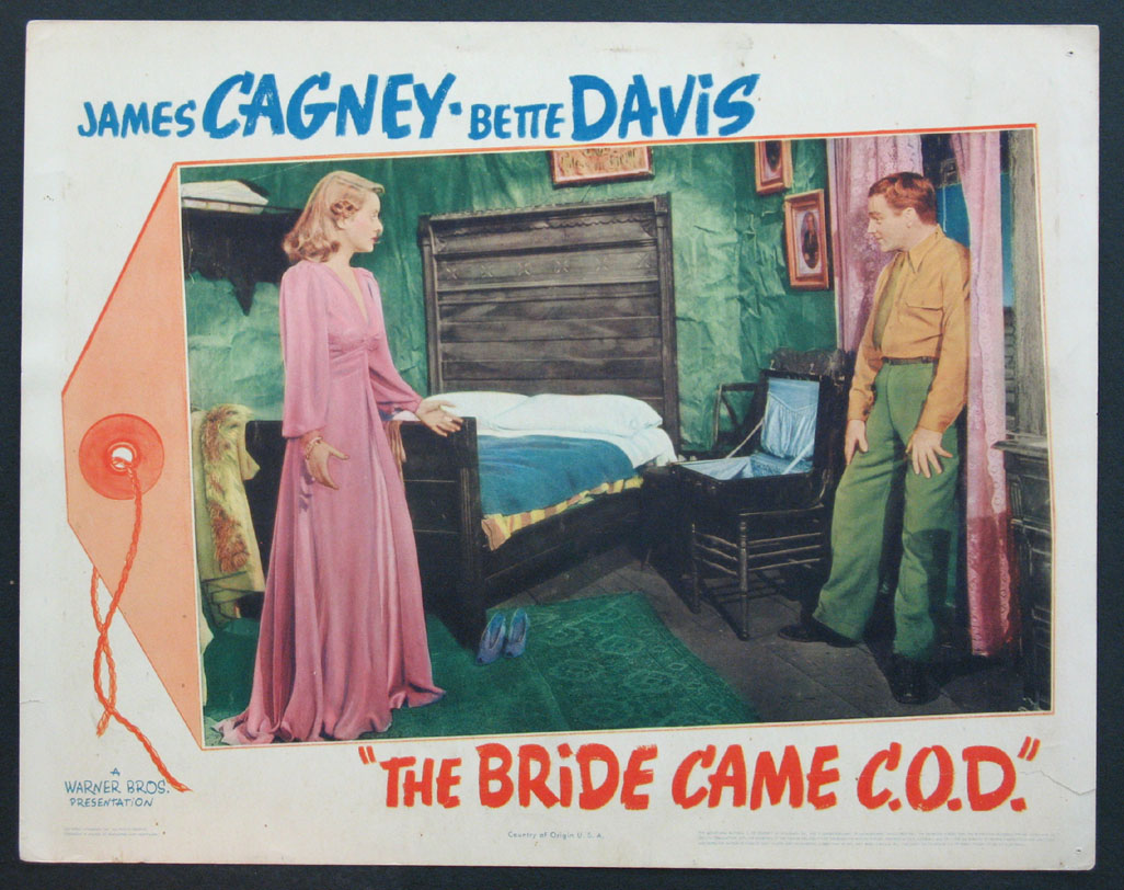 BRIDE CAME C.O.D., THE @ FilmPosters.com