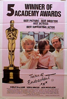TERMS OF ENDEARMENT @ FilmPosters.com
