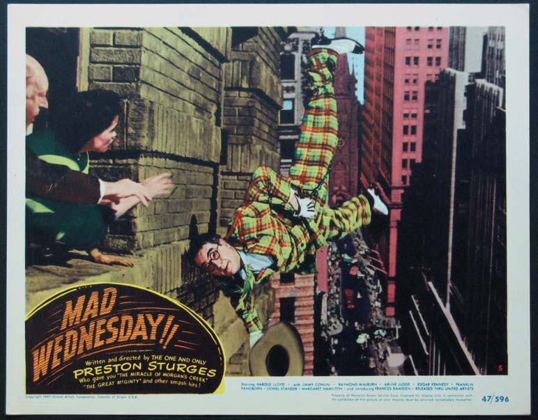 MAD WEDNESDAY @ FilmPosters.com
