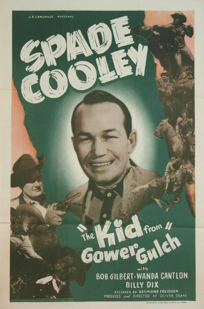 KID FROM GOWER GULCH @ FilmPosters.com