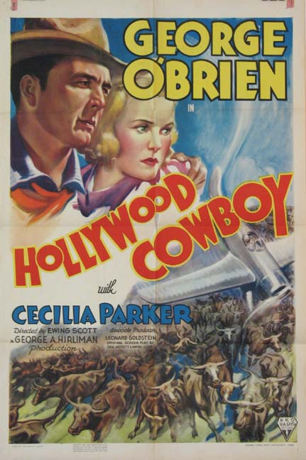 HOLLYWOOD COWBOY @ FilmPosters.com