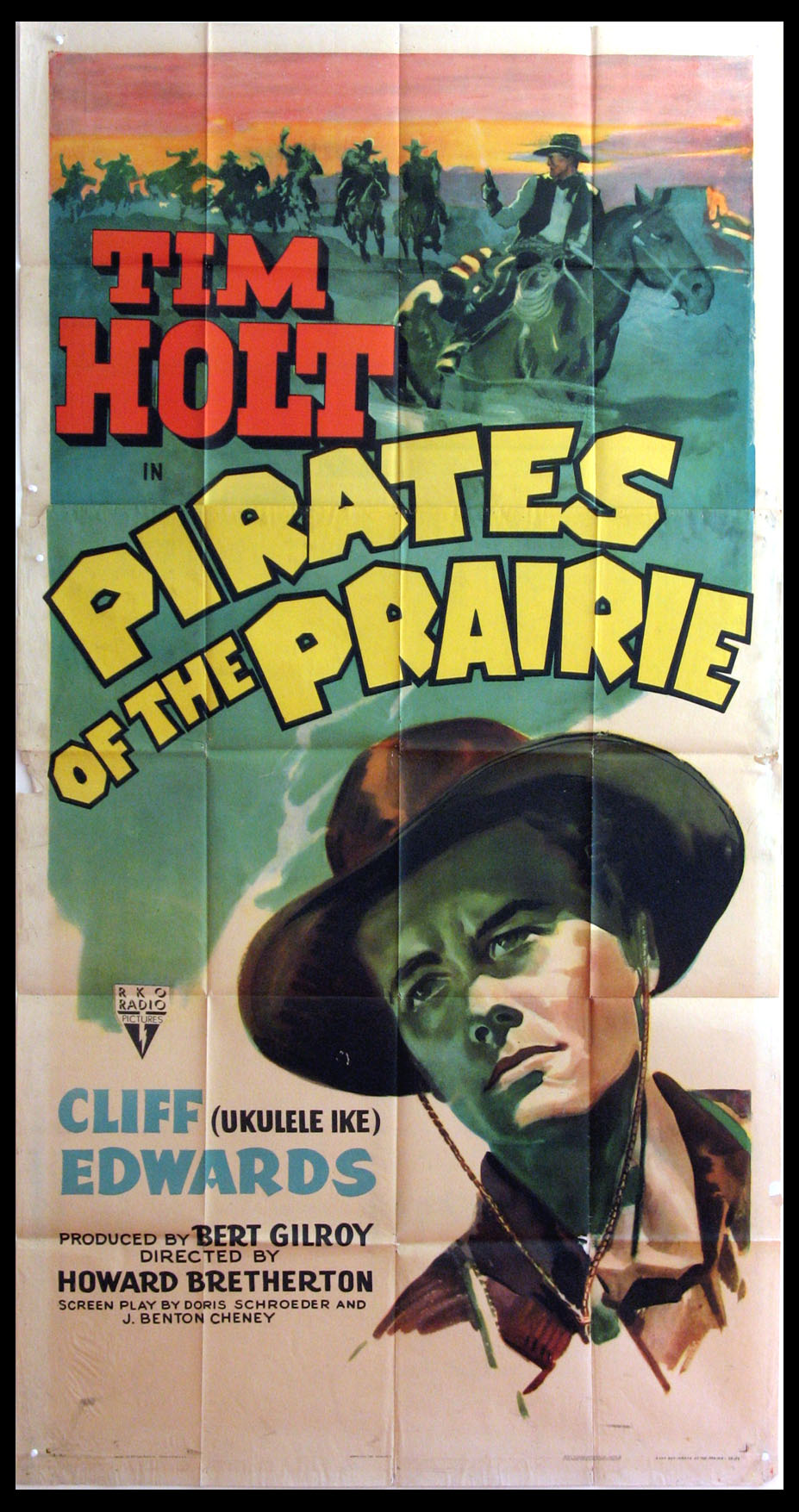 PIRATES OF THE PRAIRIE @ FilmPosters.com