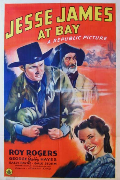 JESSE JAMES AT BAY @ FilmPosters.com