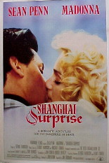 SHANGHAI SURPRISE, THE @ FilmPosters.com