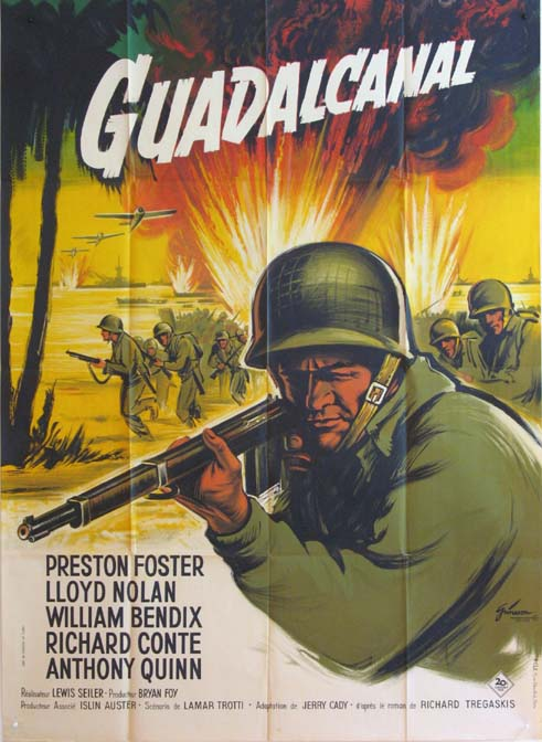 GUADALCANAL DIARY @ FilmPosters.com