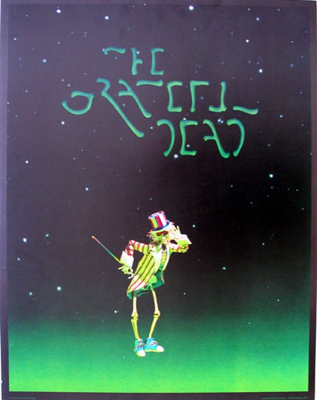 GRATEFUL DEAD MOVIE, THE (aka Round Reels) @ FilmPosters.com