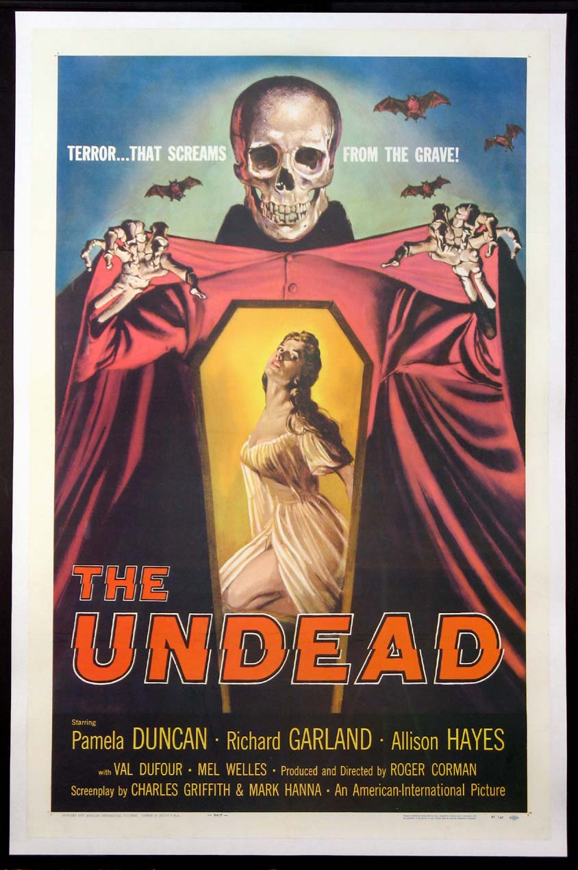 UNDEAD, THE (The Undead) @ FilmPosters.com
