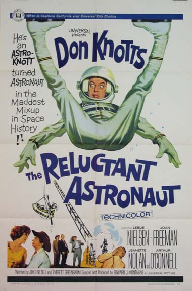 RELUCTANT ASTRONAUT, THE @ FilmPosters.com