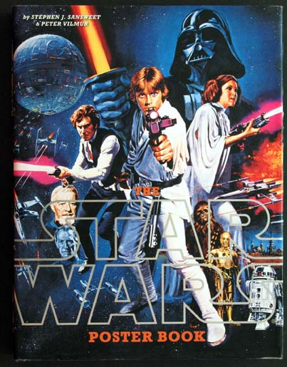 STAR WARS POSTER BOOK @ FilmPosters.com
