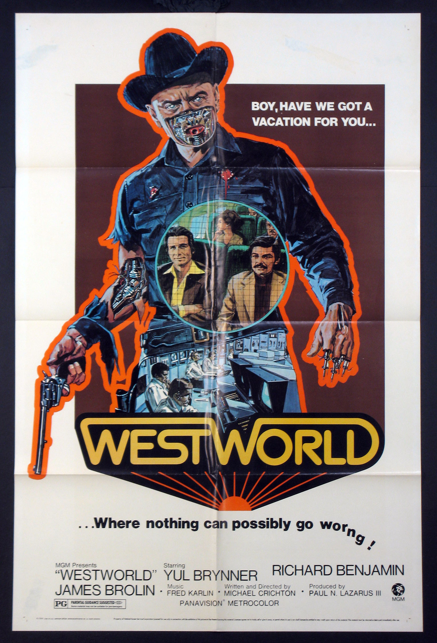 WESTWORLD @ FilmPosters.com