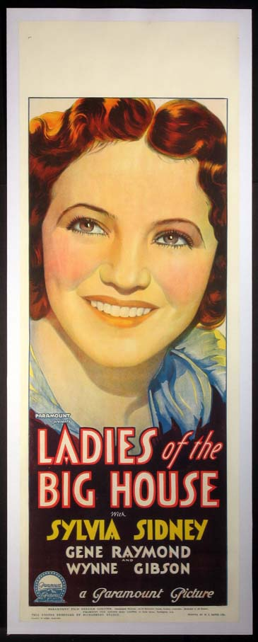 LADIES OF THE BIG HOUSE @ FilmPosters.com
